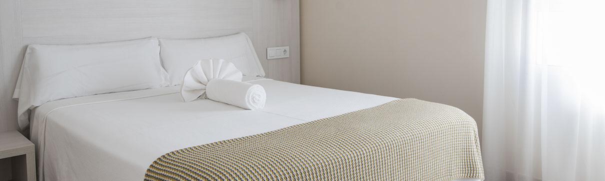 Suite cama doble masso albacete